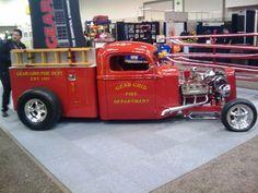 Hot Rod Fire Truck !