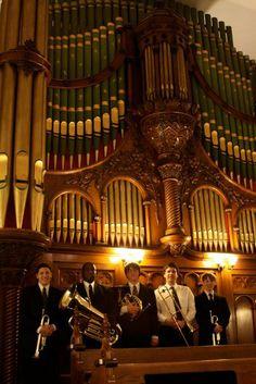 #band #organ #performingarts #Edgertoncenter