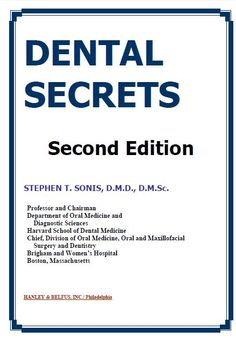 Dental Secrets Book Pdf