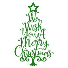 Silhouette Design Store - View Design #168190: we wish you a merry christmas