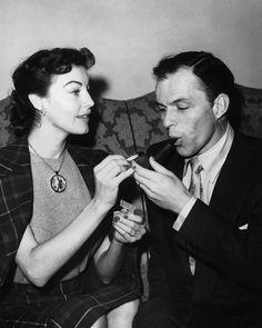 Frank Sinatra & Ava Gardner