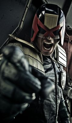 More Explosive New Images From DREDD