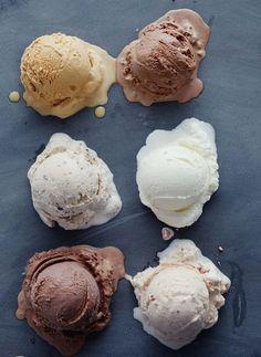 How to Make Ice Cream Make Ice Cream, Ice Cream Maker, Homemade Ice Cream, Vanilla Ice Cream, Gelato, Vanilla Recipes, Ice Cream Recipes, French Ice Cream Recipe, Frozen Desserts