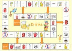 "Ideenreise: Freiarbeitsmaterialien ""drinks"""