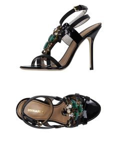 Dsquared2 Sandals - Women Dsquared2 Sandals online on YOOX United States - 11183661RF
