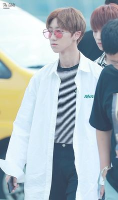 [HQ] 170720 THE8 at Incheon Airport headed to Japan © The Ei8ht #디에잇 #THE8 #세븐틴 #SEVENTEEN