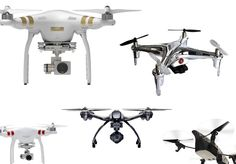 7 Best Drones and Quadcopters 2016 - Top Professional Drones to Buy This Christmas