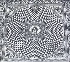 Image result for roman circular mosaics