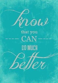 know it!