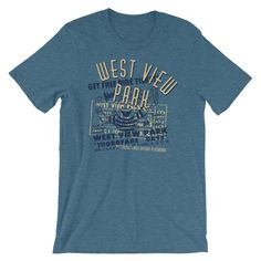 West View Park Pittsburgh t-shirt - 4X