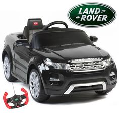 Licensed 12v Range Rover Evoque Kids Ride On Jeep - £249.95 : Kids Electric Cars, Little Cars for Little People