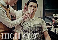 Hyun Bin Covers High Cut's, Vol. 124 … OHMAGAAAD!   Couch Kimchi