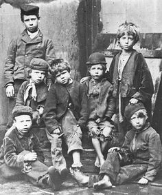 Britain's child slaves: They started at 4am, lived off acorns and had nails put through their ears for shoddy work.