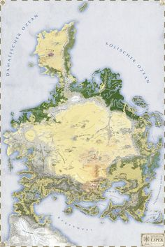 Esper Map by JerronSerrelind on DeviantArt