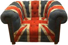 union jack sofa chair. Also this. I need this.