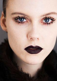 Тенденции макияжа сезона осень-зима 2016 | Красота | Тенденции | VOGUE