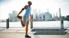 Marathon Training Lessons for Business