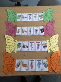 Butterfly Project, Butterfly Crafts, Flower Crafts, Insect Activities, Science Activities, Activities For Kids, Kids Crafts, Preschool Crafts, Art N Craft