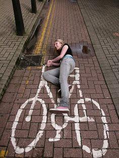 #Bike htttp://chicksandbikes.blogspot.com/