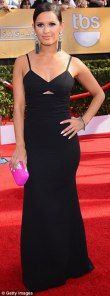 2014 Screen Actor's Guild Awards -> The Best & Worst Dressed Lists: Roczi Diaz