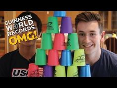 Epic Speed Stacking // On The Road (Ep48) - YouTube