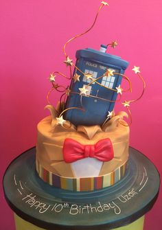 dr who cake images - Google Search