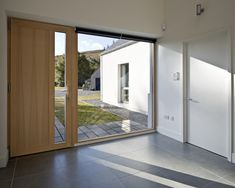 Tigh-na-Croit, Housing, Scotland's New Buildings, Architecture and the built environment is an integral part of our society and we hope to provide a useful platform for debate, information and inspiration. Passive House Design, Conservatory Extension, Small Terrace, Timber Cladding, Ventilation System, Built Environment, Next At Home, Modern Architecture, House Plans