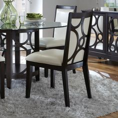 Najarian Furniture CRPLASC Planet Side Dining Chair | ATG Stores