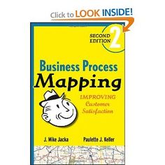 "Reward For Enterprise Course of Mapping: Bettering Customer Satisfaction, Second Version    ""A should-read for anyone performing business process mapping! This treasure shares step-by-step approaches and significant success elements, primarily based on years of practical, buyer-targeted experience.An actual winner!""  -Timothy R. Holmes, CPA former General Auditor, American Red Cross    ""Paulette and Mike make intensive use of anecdotes and real-life examples to bring alive the topic of…"