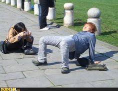 I Want to Go to the Tower of Pisa Just to Watch All of the Tourists Do This