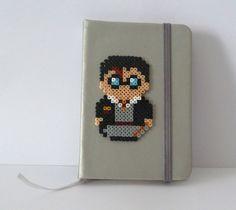Pixel Art – Libreta Harry Potter |