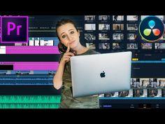 (3) Edit FASTER in Premiere & Davinci Resolve 16 - YouTube