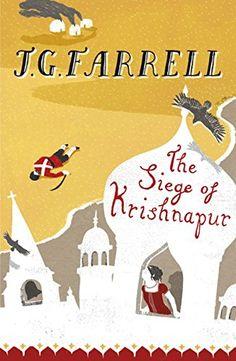 The Siege Of Krishnapur von [Farrell, J. G.]
