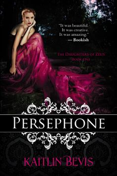 Persephone | Kaitlin Bevis | One day Persephone is an ordinary high school junior working at her mom's flower shop in Athens, Georgia. The next she's fighting off Boreas, the brutal god of Winter, and learning that she's a bonafide goddess—a rare daughter of the now-dead Zeus. Her goddess mom whisks her off to the Underworld to hide until Spring.