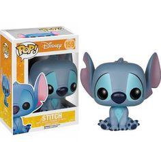 Disney Lilo & Stitch POP Sitting Stitch Vinyl Figure