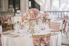 47 ideas for shabby chic vintage centerpieces Pink Wedding Centerpieces, Vintage Centerpieces, Flower Centerpieces, Wedding Decorations, Centerpiece Ideas, Table Decorations, Shabby Chic Wedding Decor, Shabby Chic Pink, Vintage Shabby Chic