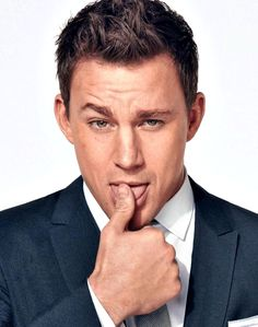 If I woke up from a coma and Channing Tatum said that he was my husband, i wouldn't deny it.....