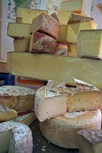 Maridaje de vino y queso