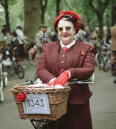 Scarlet Madam