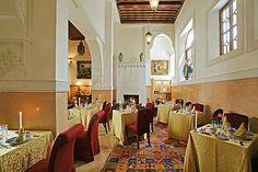 Restaurant - Riad & SPA Esprit du Maroc - Marrakech