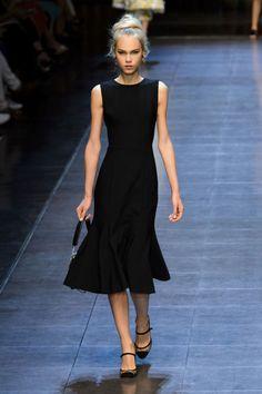 The Prettiest Dresses From Milan Fashion Week - ELLE.com