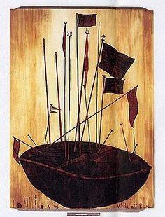 Shane Cotton - Wikipedia, the free encyclopedia Artist Painting, Artist Art, Cotton Painting, Colonial Art, New Zealand Art, Nz Art, Maori Art, Kiwiana, Painting Still Life