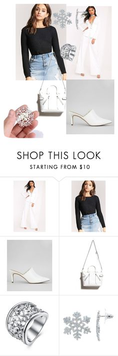 """""""Winter Trunk Show"""" by lolita061 ❤ liked on Polyvore featuring Forever 21 and New Look"""