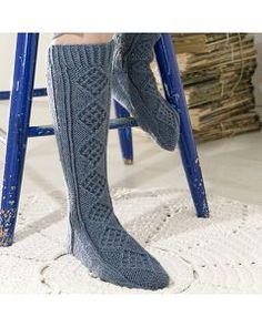 Wool sock from Finland. Crochet Socks, Knitting Socks, Knitting Charts, Knitting Patterns, Knitting Ideas, Wool Socks, Yarn Colors, One Color, Colour