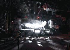 Deze cementwagen maakt een feestje van iedere bouwplaats