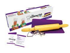 very cool way to get kids cooking from wayfair.com