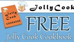 FREE Jolly Cook Cookbook