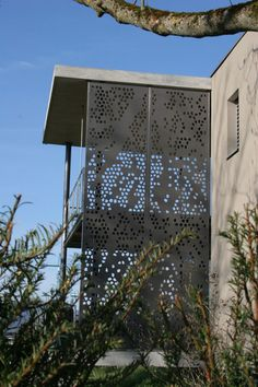 Railings-Balustrades   Stairs-Elevators   Bruag Perforations. Check it out on Architonic