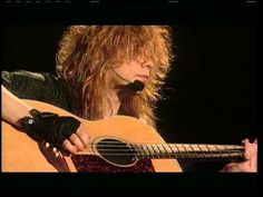 """▶ DEF LEPPARD - """"Two Steps Behind"""" (Acoustic) (Official Music Video) - YouTube"""