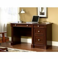 Palladia Computer Desk | Desks | Home Office Furniture | Art Van Furniture - Michigan's Furniture Leader